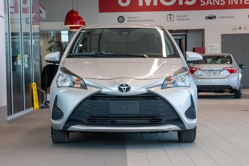 toyota Yaris Hatchback 2018 - 2