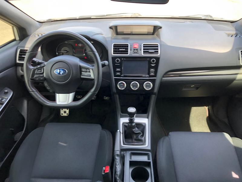 Subaru WRX 3
