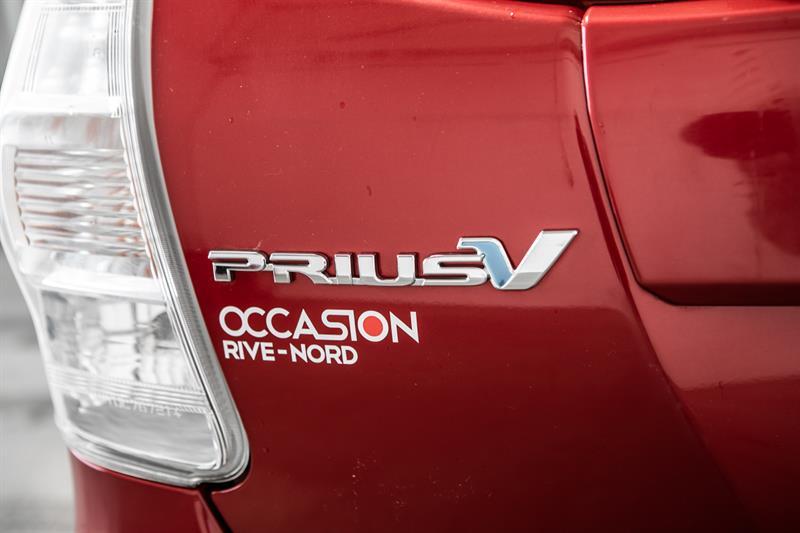 toyota Prius v 2013 - 17