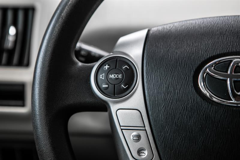 toyota Prius v 2013 - 23