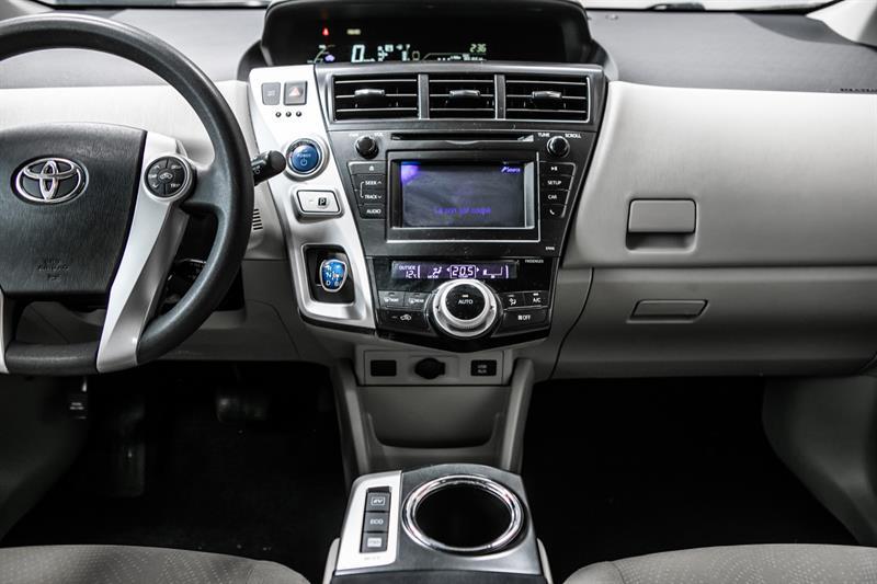 toyota Prius v 2013 - 33