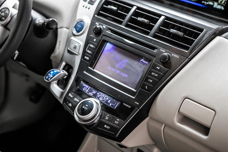 toyota Prius v 2013 - 36