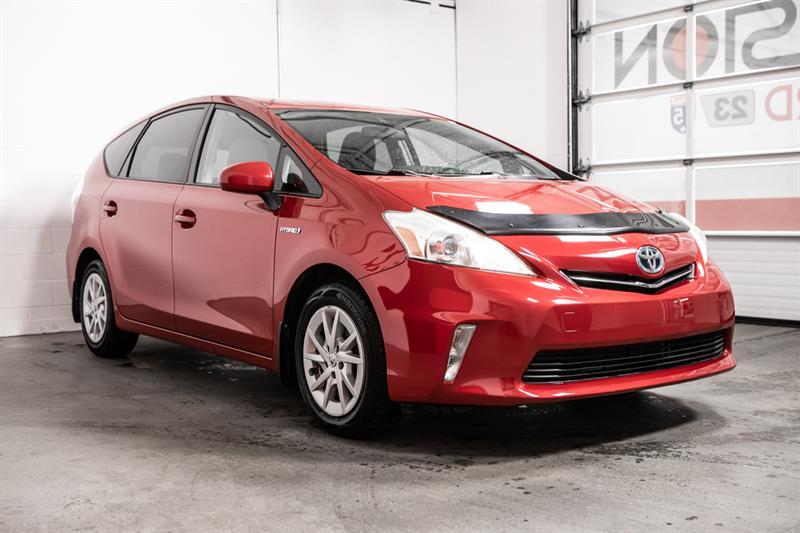 toyota Prius v 2013 - 37
