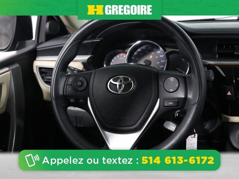 toyota Corolla 2016 - 21