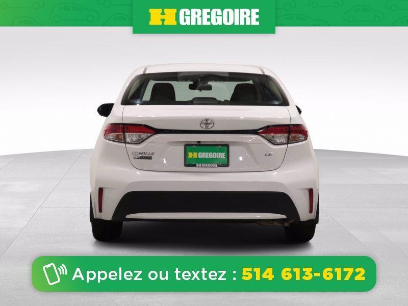 toyota Corolla 2020 - 8