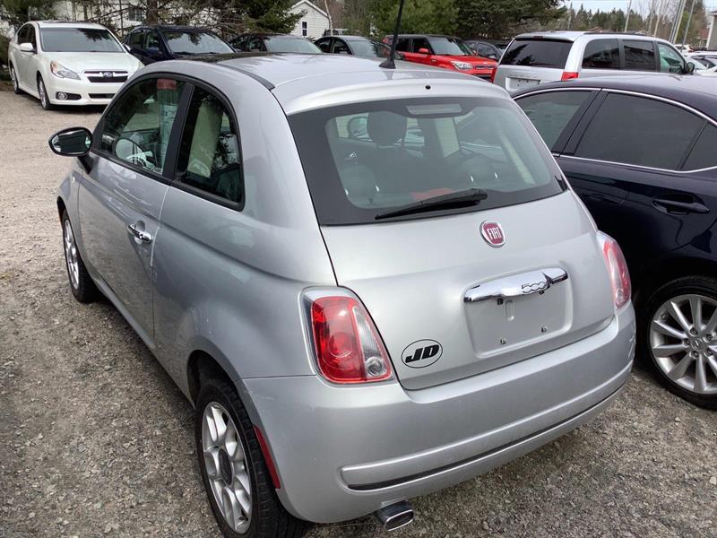 Fiat 500 4