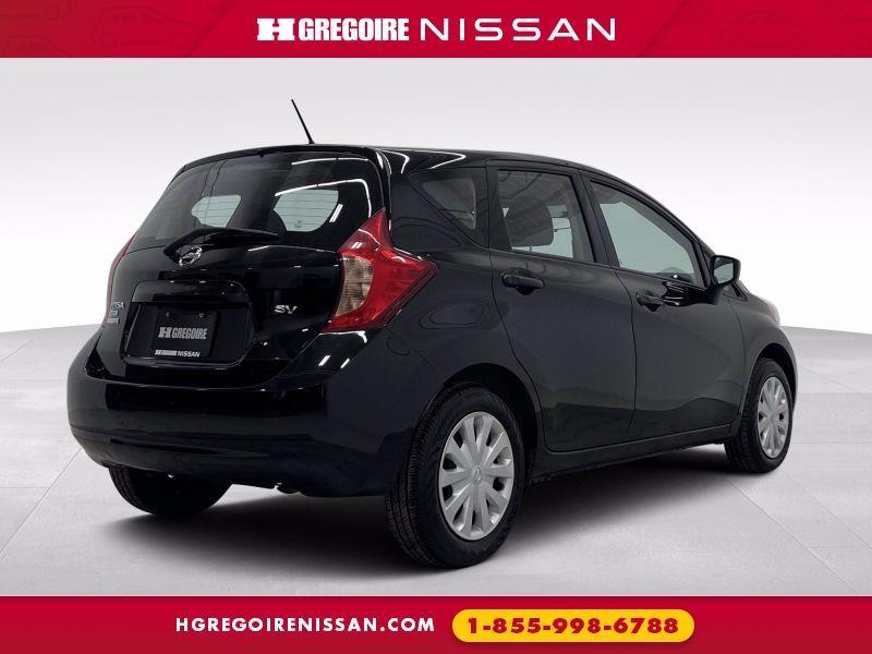 Nissan Versa Note 11