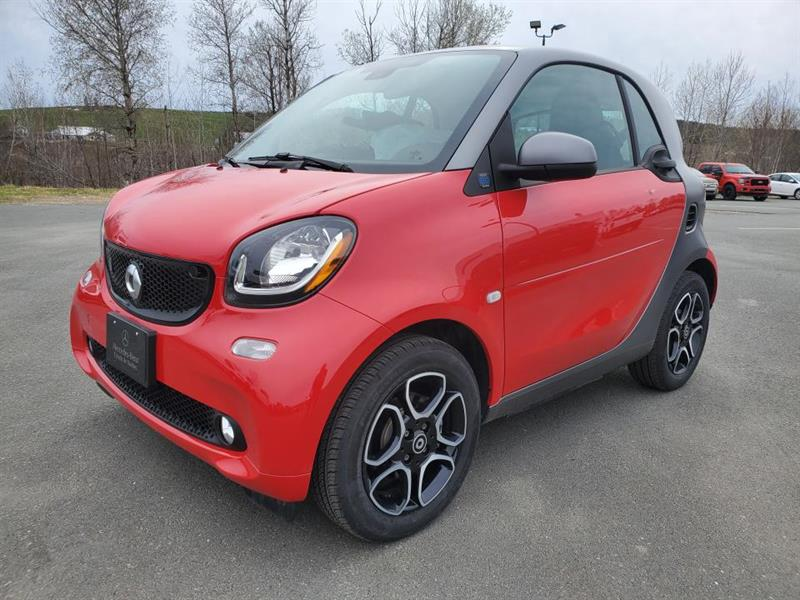 2019 Smart  fortwo Electric PASSION, EQ, TOIT PANO, SIEGES