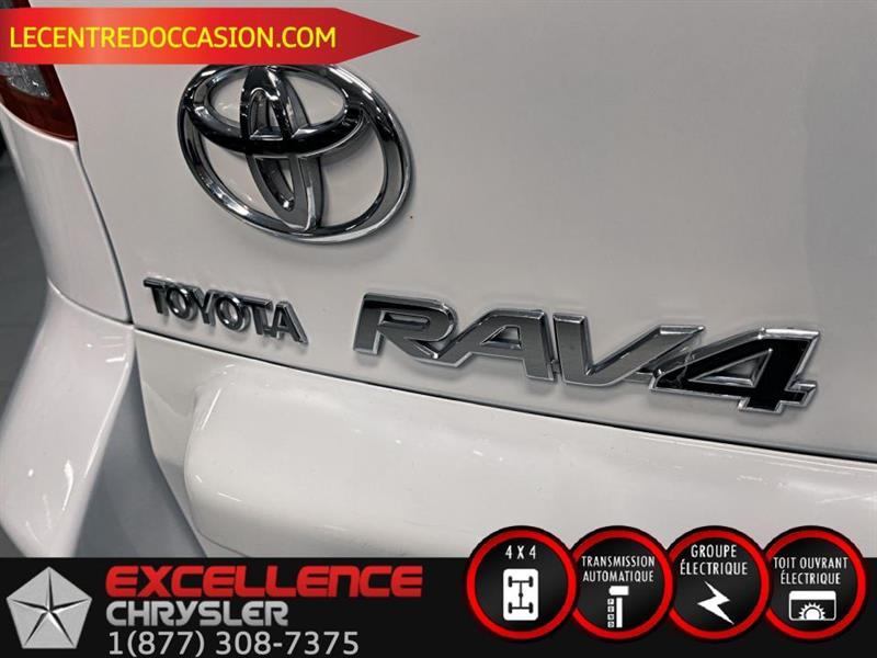 toyota RAV4 2010 - 9