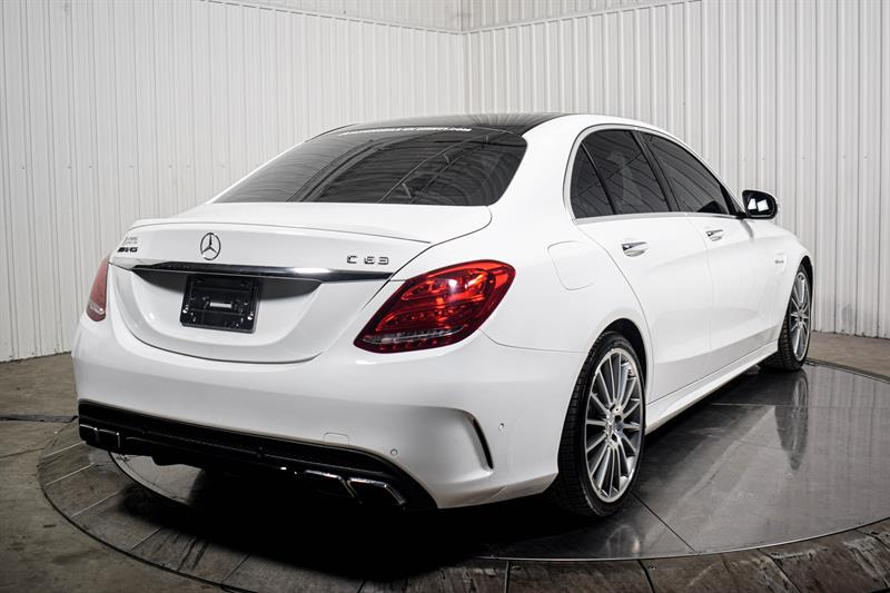 Mercedes-Benz C-Class 10