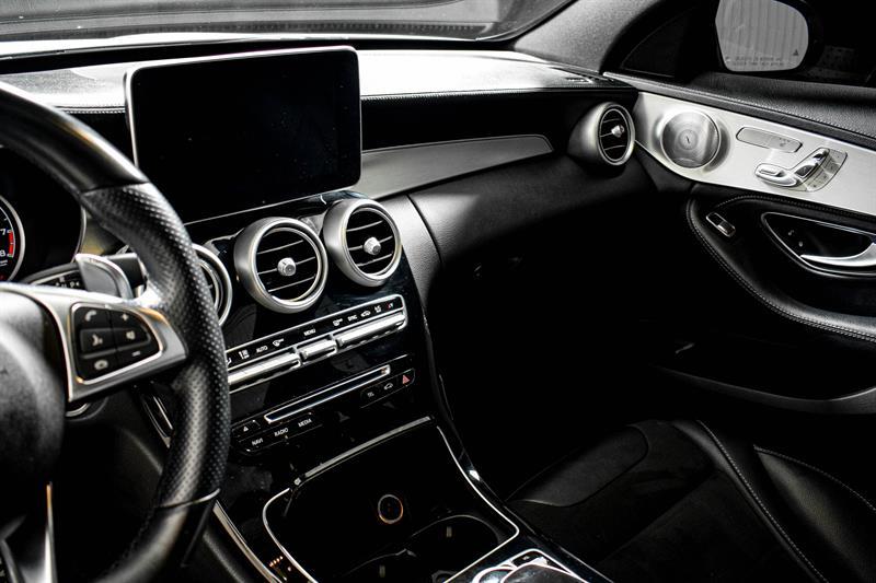 Mercedes-Benz C-Class 14