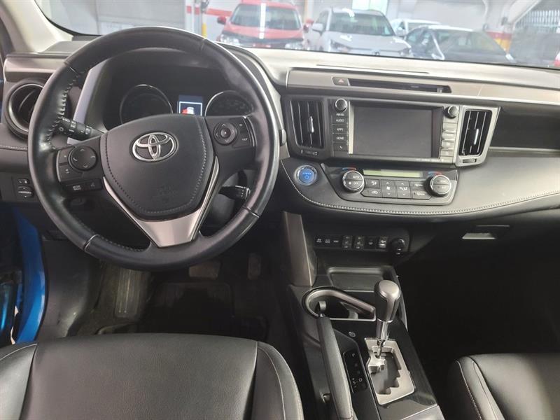 toyota RAV4 Hybrid 2016 - 16
