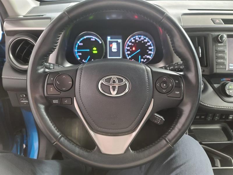 toyota RAV4 Hybrid 2016 - 20