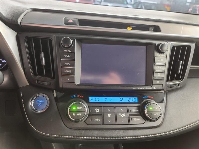 toyota RAV4 Hybrid 2016 - 21