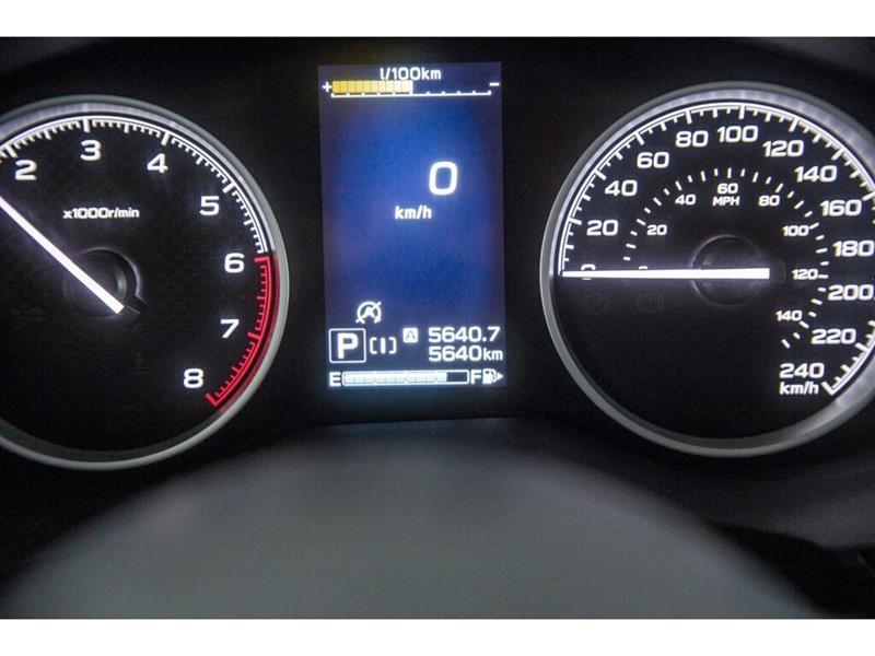 Subaru Forester 19