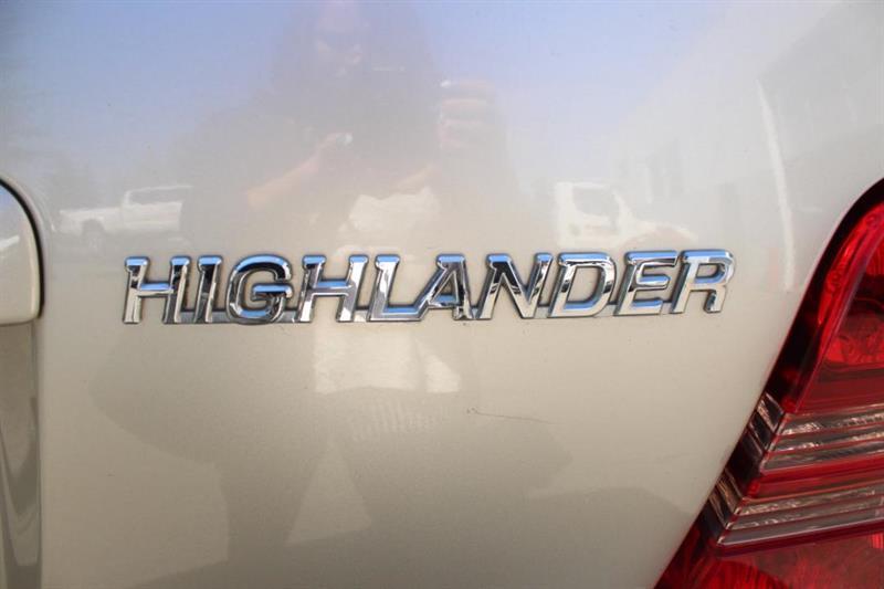 toyota Highlander 2001 - 27