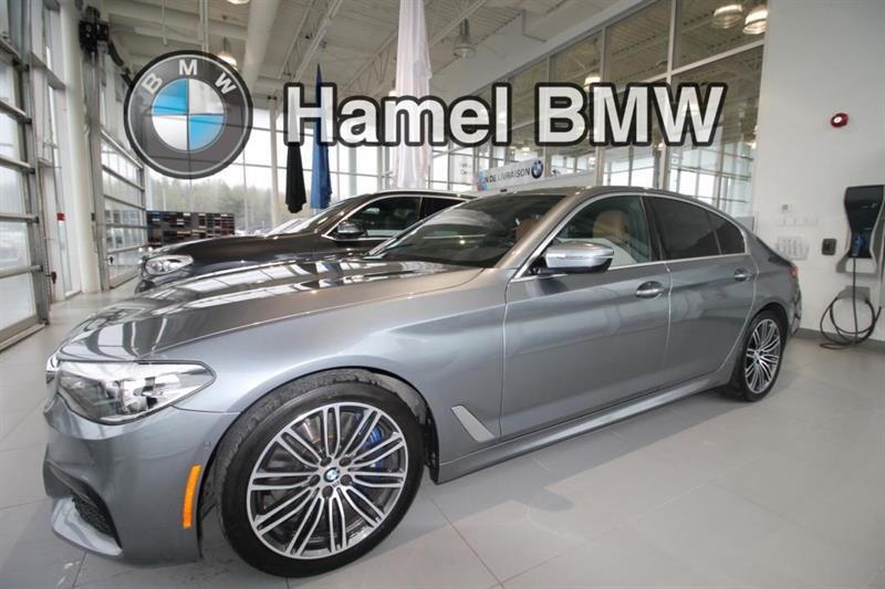 BMW 5 Series 1