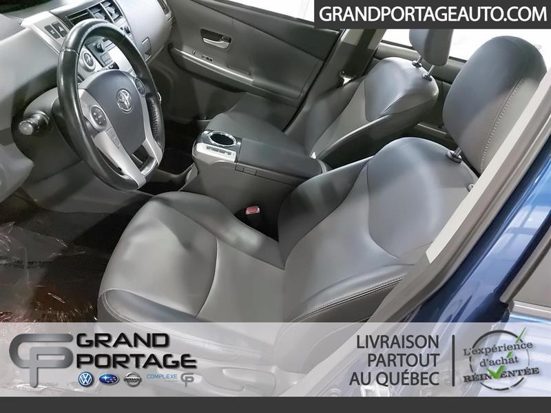 toyota Prius v 2012 - 11