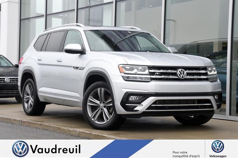 Volkswagen Atlas line *** Réservé *** 2019