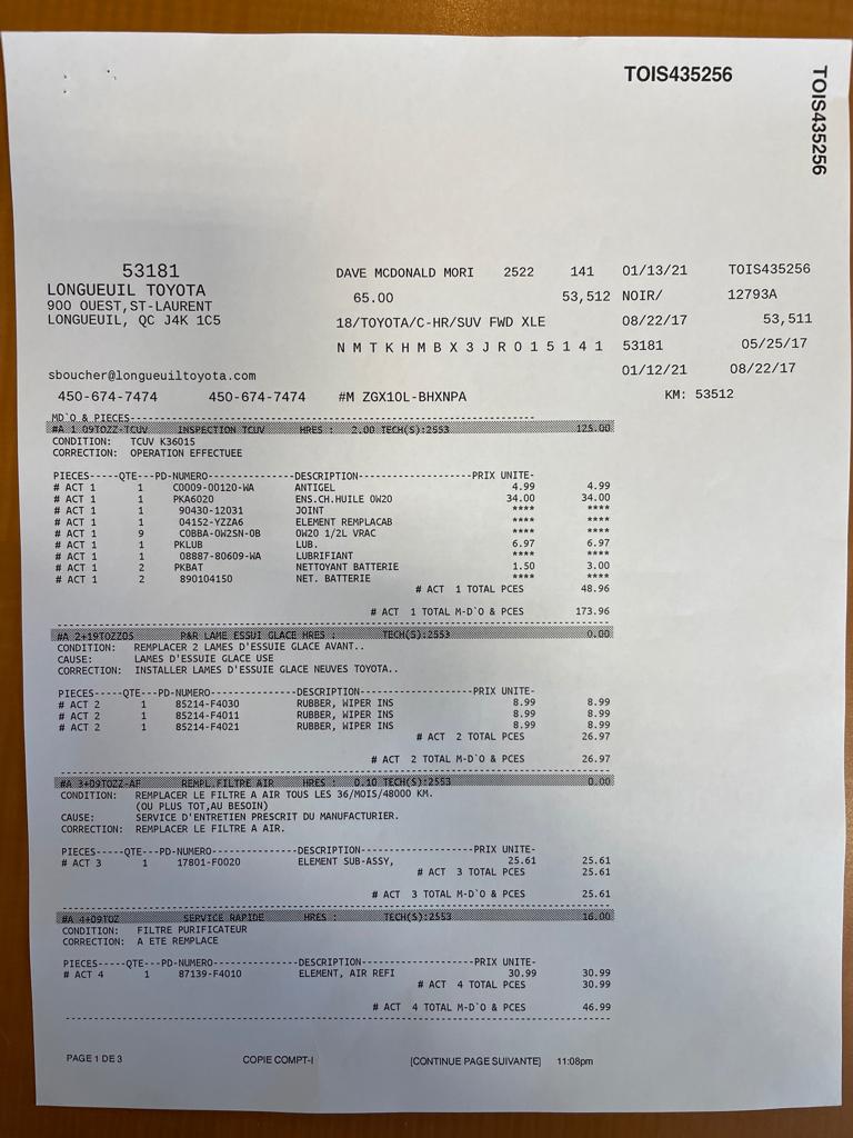 toyota C-HR 2018 - 14