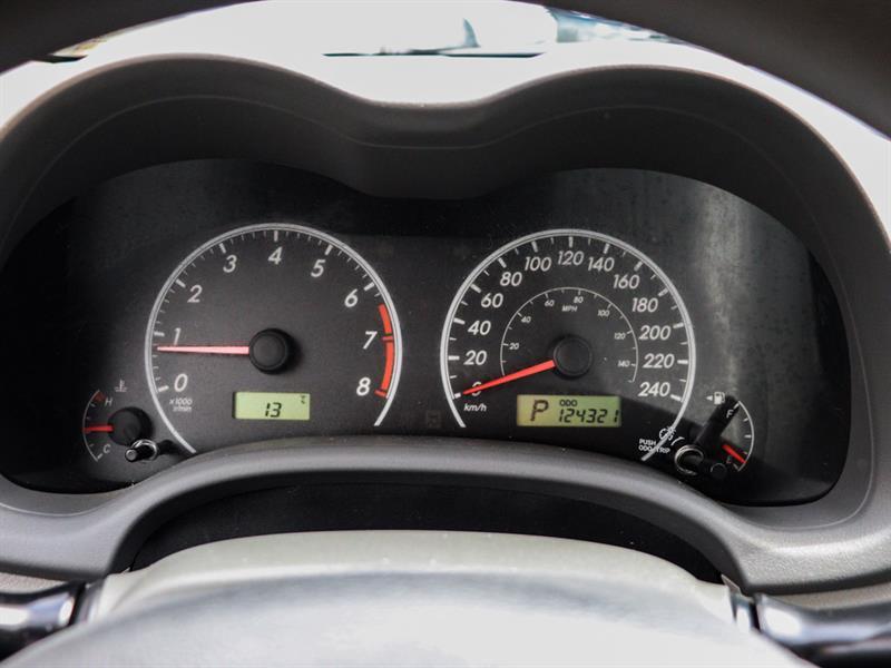 toyota Corolla 2010 - 12