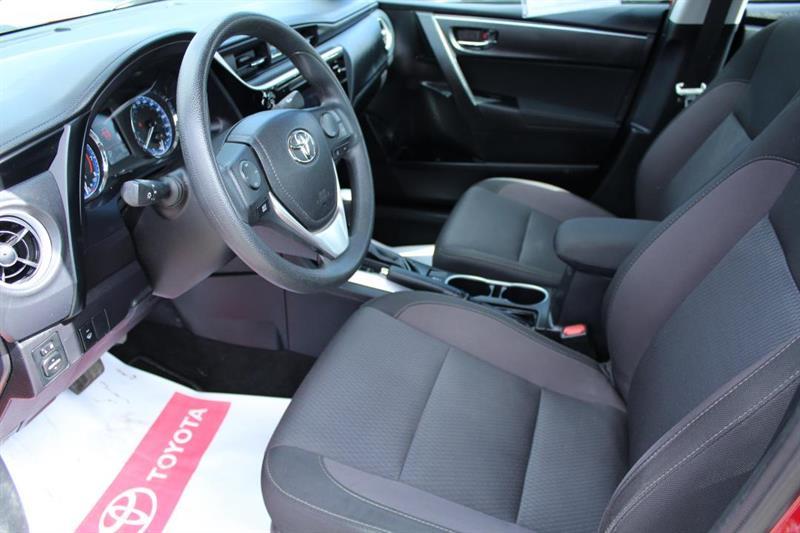 toyota Corolla 2017 - 8