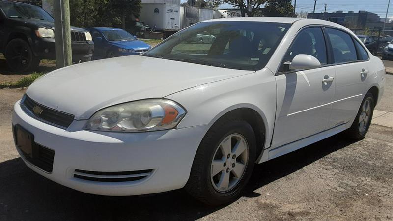 2010 Chevrolet Caprice