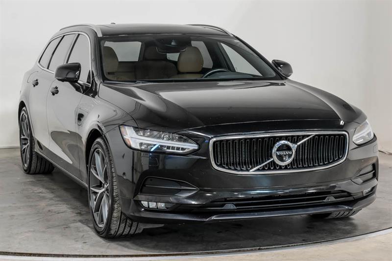 Volvo V90 2018 Momentum AWD T6 Cuir Toit Pano