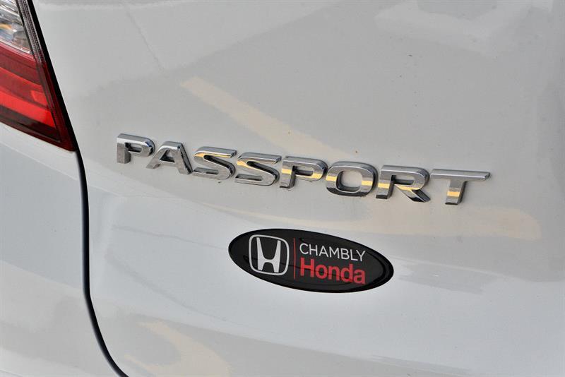Honda Passport 9