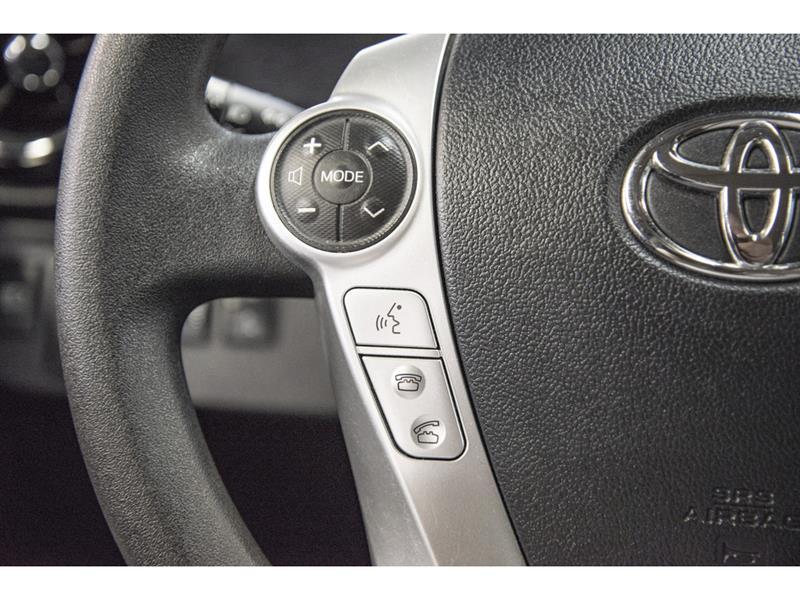 toyota Prius c 2017 - 11