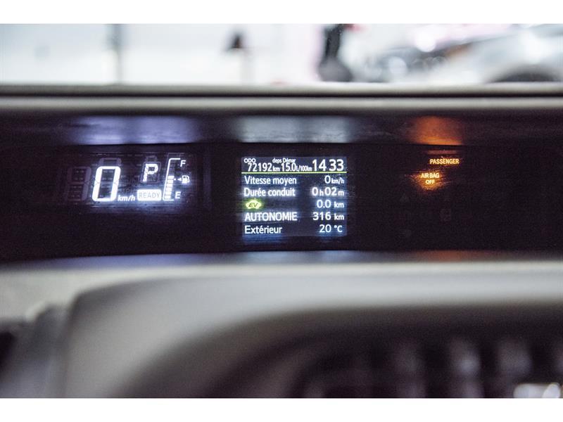 toyota Prius c 2017 - 17