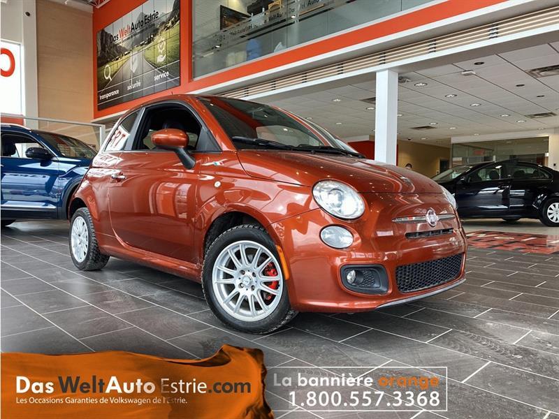 2013 Fiat  500 Sport, Automatique!
