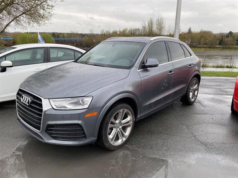2018 Audi  Q3 Progressiv Awd CUIR TOIT GPS M