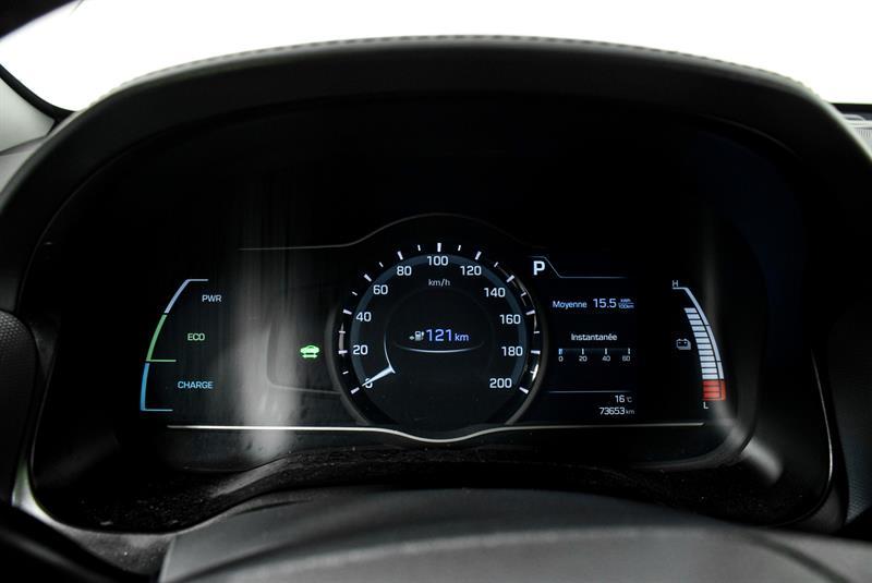 Hyundai Ioniq Hybrid 25