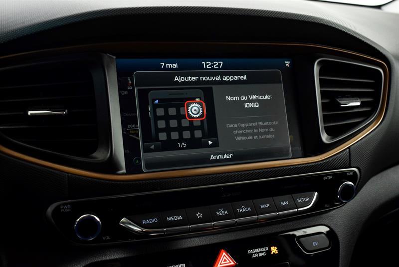 Hyundai Ioniq Hybrid 29