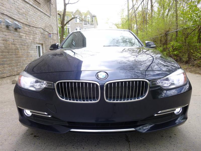 BMW 3 Series Sedan 5
