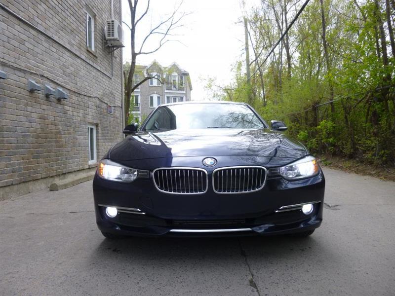 BMW 3 Series Sedan 6