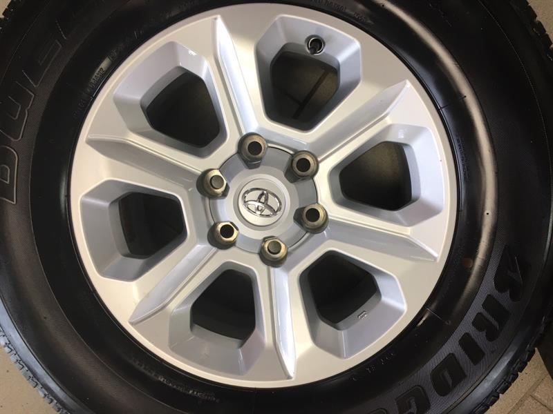 Toyota 4Runner 8