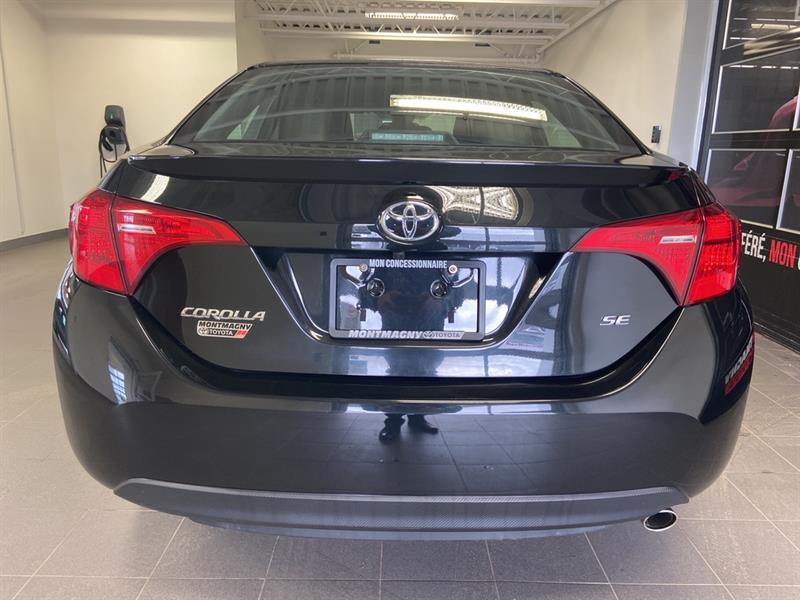 toyota Corolla 2018 - 4