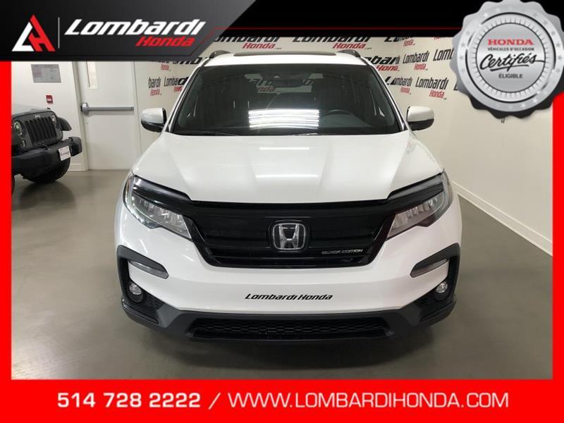 Honda Pilot 10