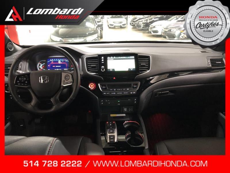 Honda Pilot 12