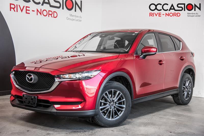 Mazda CX-5 2019 GX AWD MAGS+SIEGES.CHAUFFANTS
