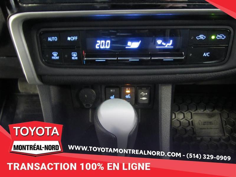 toyota Corolla 2017 - 20