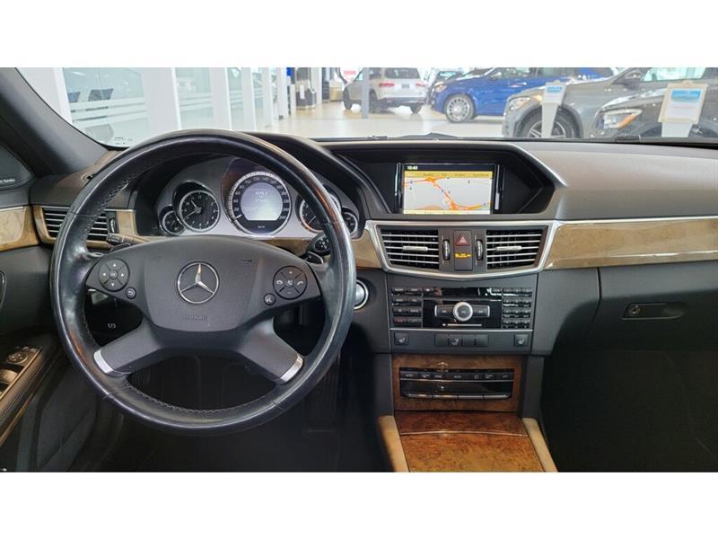 Mercedes-Benz E-Class 15