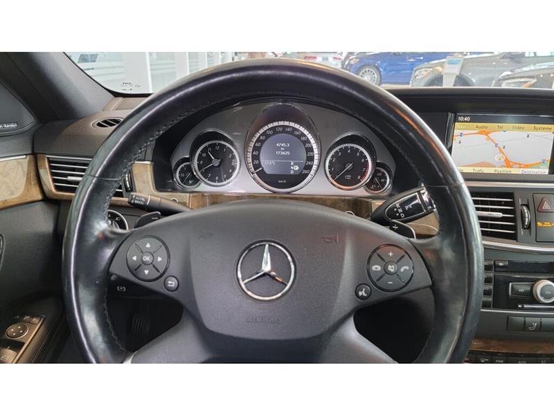 Mercedes-Benz E-Class 16