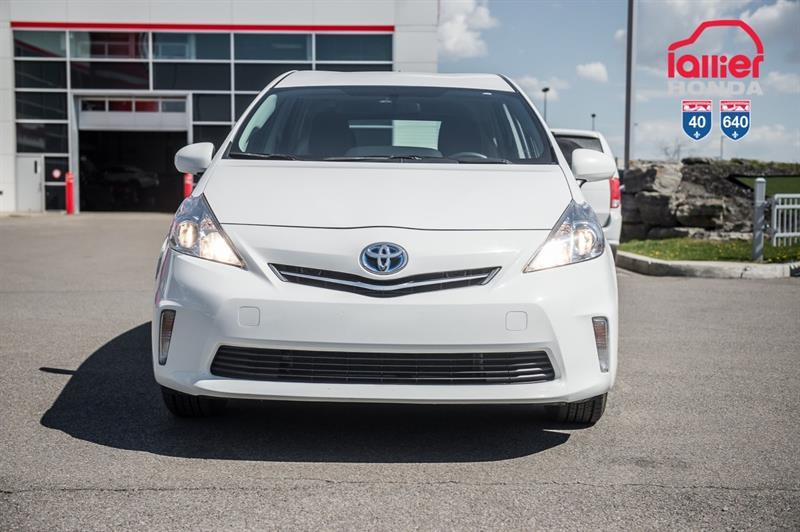 toyota Prius v 2014 - 3