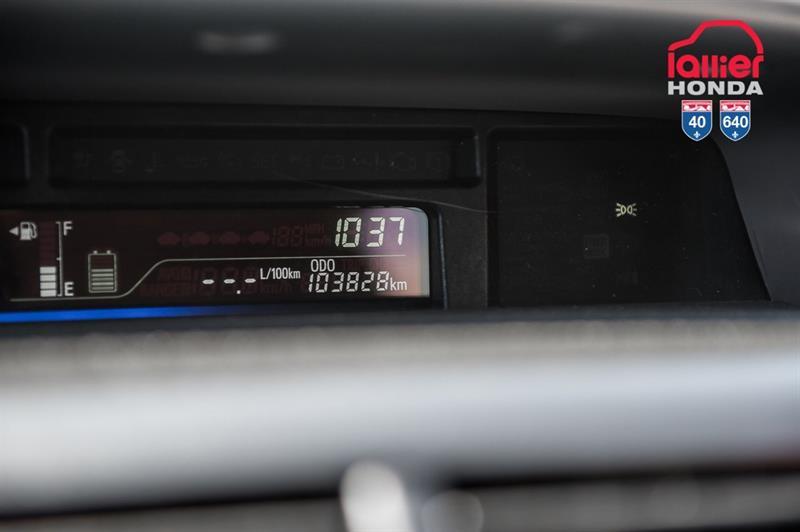 toyota Prius v 2014 - 17