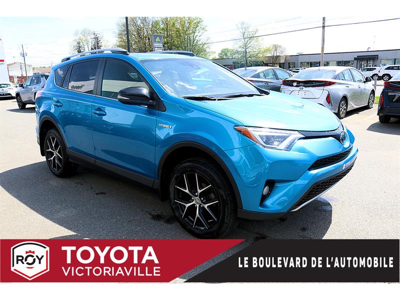 toyota RAV4 Hybrid 2018 - 7