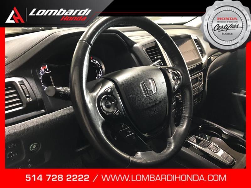 Honda Pilot 13