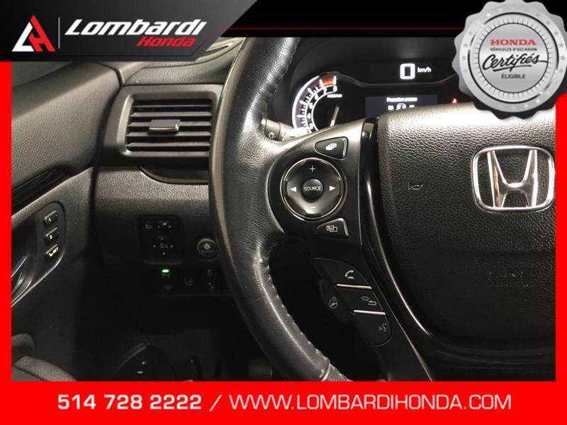Honda Pilot 14
